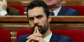La nueva legislatura catalana 'estrena' imputado: Roger Torrent, citado por desobedecer al Constitucional