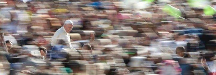 """Manuel Mandianes, a Francisco: """"Disfrutas de la vida, de ser Papa, amas lo que tienes"""""""
