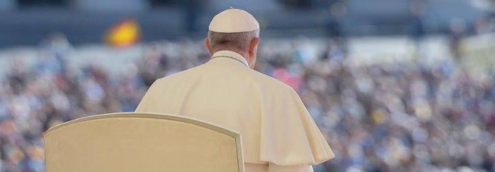 """El Papa hace un canto al amor fiel y para siempre: """"No se puede amar solo cuando 'conviene'"""""""
