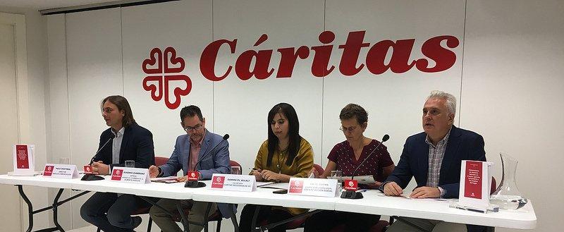 Cáritas reclama una Ley Integral contra la trata de personas