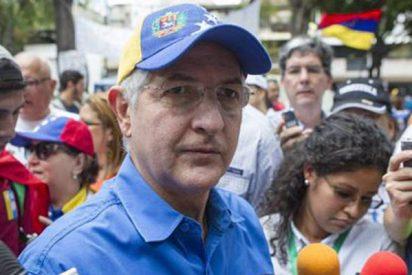 """Antonio Ledezma: La propuesta de España """"coloca una bomba de oxígeno a la dictadura de Nicolás Maduro"""""""