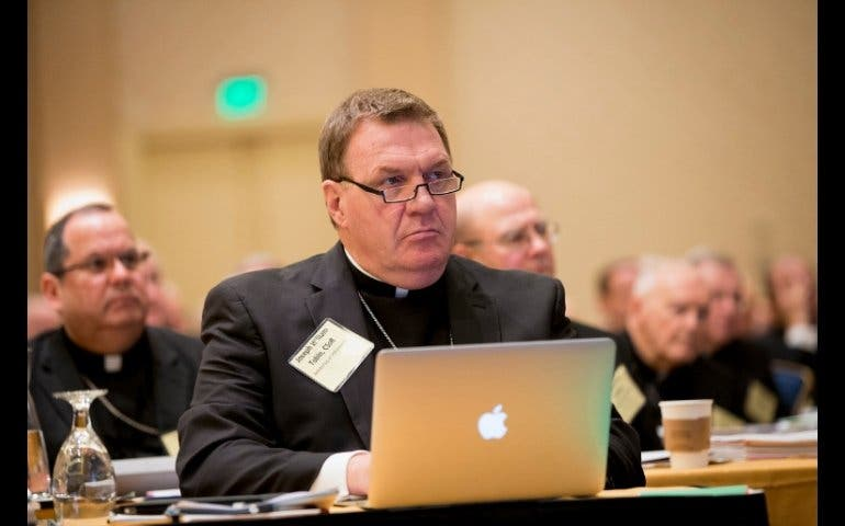 Tobin se perfila como nuevo arzobispo de Washington pese a los intentos de los ultras de boicotearle