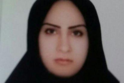 Los amigos iraníes de Podemos ejecutan a la joven que mató a su marido maltratador