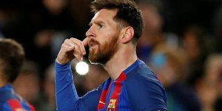 ¿Qué se dijeron Lionel Messi y los dirigentes del Sevilla en el túnel de vestuario?
