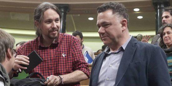Juan Delgado Ramos: La cochina venganza del diputado podemita ex guardia civil
