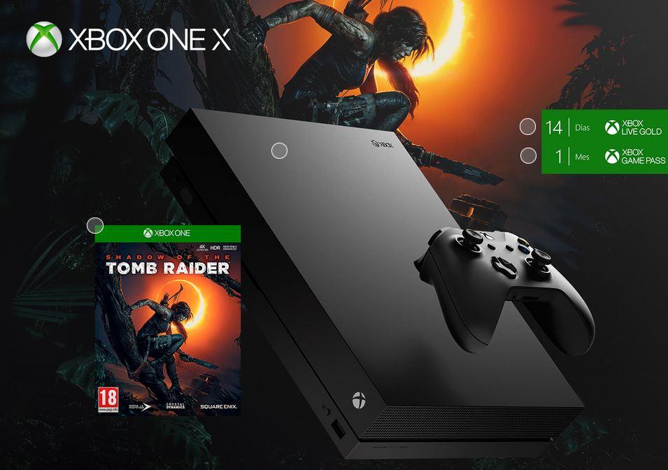 Packs de Xbox One