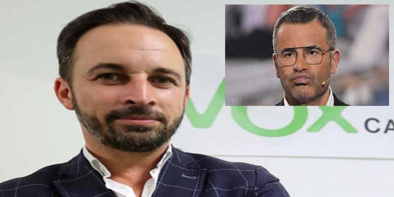 """Santiago Abascal (VOX): """"Jorge Javier Vázquez es un millonario progre que va de telepredicador"""""""