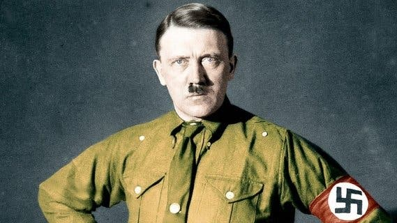 Usan archivos desclasificados de la ex CIA para determinar si Adolf Hitler estaba 'chalado'