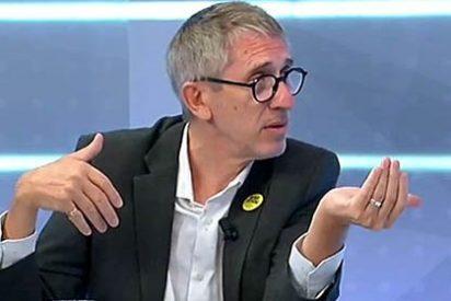 """El ideólogo de la Crida pierde la chaveta con peligrosos avisos: """"En todas lasindependenciasdel mundo ha habido muertos"""""""