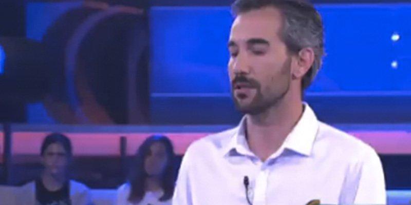 """""""Ahora Caigo"""": Este concursante hace la peor jugada de la historia del programa"""