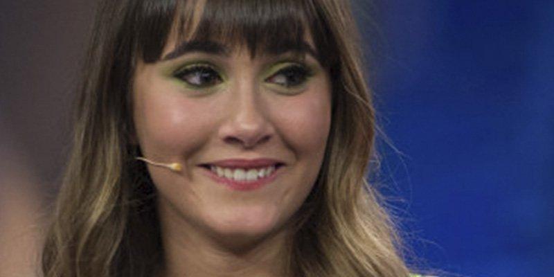 """Aitana lo deja claro en 'El Hormiguero': """"Son mis tetas"""""""