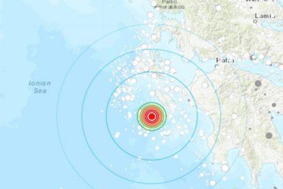 Alerta de tsunami en el Mediterráneo cerca de Grecia tras sismo de 6,8, que se sintió en 9 países