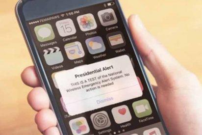 'Alerta presidencial': Donald Trump enviará un mensaje a todos los móviles de EEUU