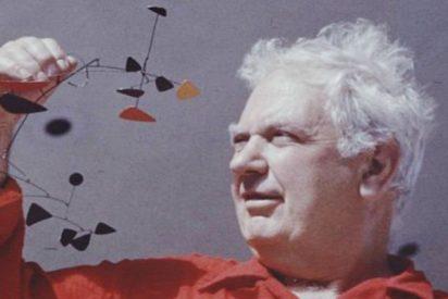 Alexander Calder y su influyente escultura ligera