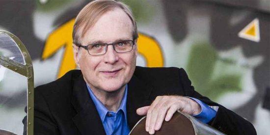 Muere a los 65 años Paul Allen, el hombre que fundó Microsoft junto a Bill Gates,