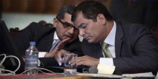 """Ecuador: """"Sería catastrófico que el ex secretario de Rafael Correa estuviese en Venezuela"""""""