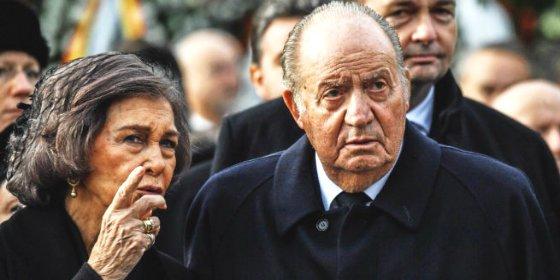 El reencuentro entre una dolida reina Sofía y un arrepentido rey Juan Carlos