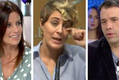 Seguí y Amón dan una patada en el culo a la podemita marginada Lorena Ruiz-Huerta y al sistema de Iglesias que la ha triturado
