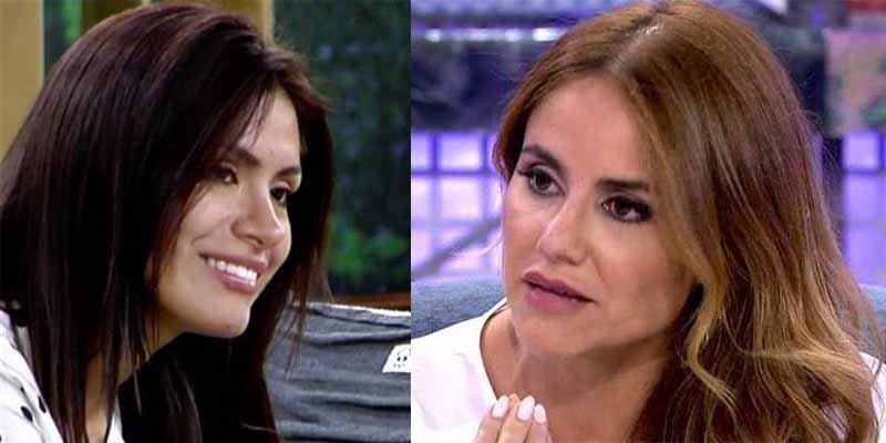 """Miriam Saavedra le declara su 'caliente' amor a Mónica Hoyos: """"Me encantan tus labios"""""""