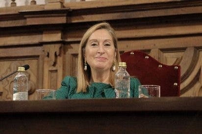 Ana Pastor confiesa que padece el coronavirus