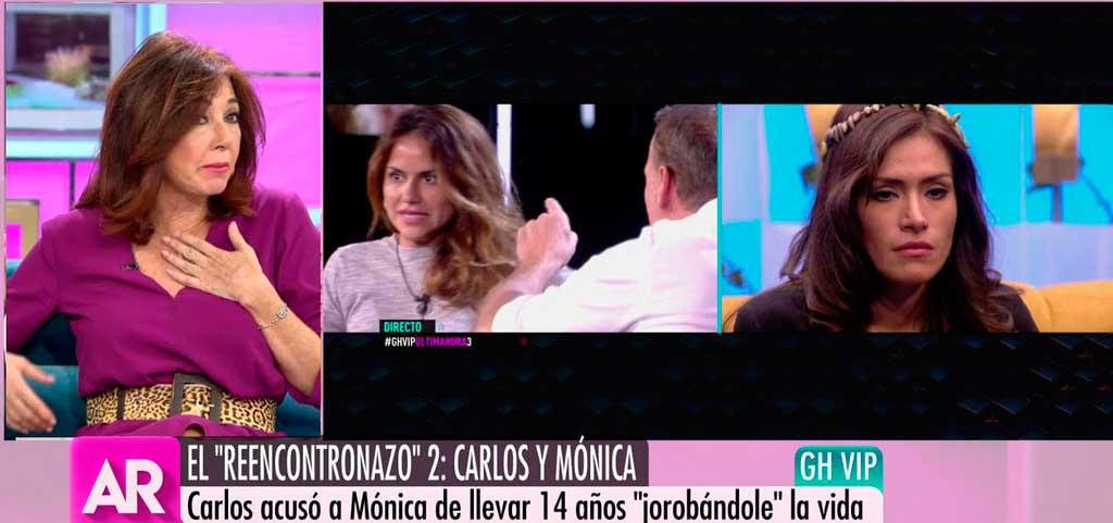 """Ana Rosa indignada con Carlos Lozano: """"No puedes hablar así a las mujeres. A mi me agrede"""""""
