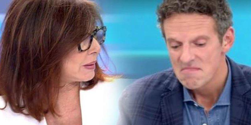 """Alta tensión entre Ana Rosa y Joaquín Prat: """"Yo defiendo a los ciudadanos, me da igual quién gobierne"""""""