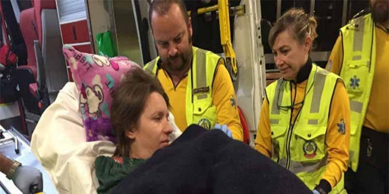 Madrid: Una mujer da a luz en la calle mientras esperaba a un taxi para ir al hospital