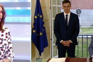 El merecido palo de Ana Rosa a Pedro Sánchez por lo que le está mangoneando Pablo Iglesias…