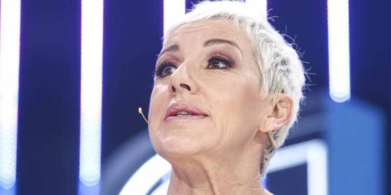 """'OT': La cara de Ana Torroja en medio de la polémica de """"mariconez"""" es todo un poema"""