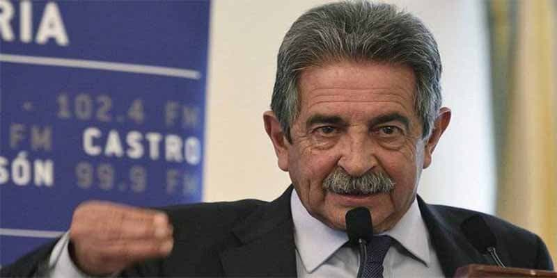 El 'anchoa' Miguel Ángel Revilla será candidato por décima vez sin haber ganado nunca al PP en 35 años