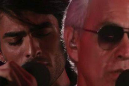 Andrea Bocelli y su hijo revolucionan a sus fans cantando a dúo