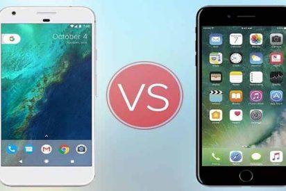 Dime que móvil tienes y te dire quien eres: Los usuarios de Android y los de iPhone son personas muy diferentes