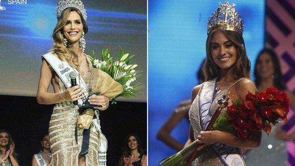 Miss Colombia ataca a la participante transgénero de España
