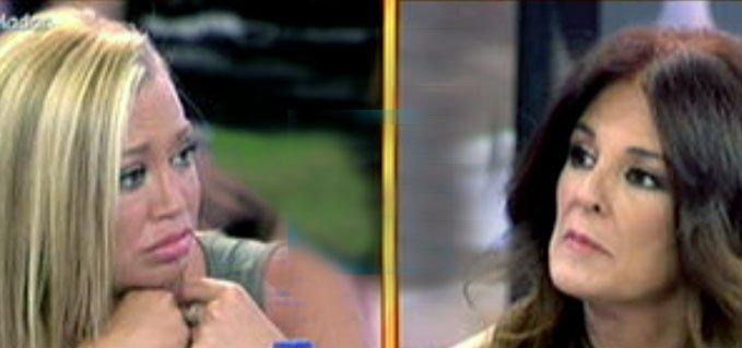Belén Esteban tendrá que ir a los juzgados a responder por la demanda de Ángela Portero