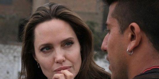 """El narcochavista Diosdado Cabello: """"Angelina Jolie: es una agente de la CIA"""""""