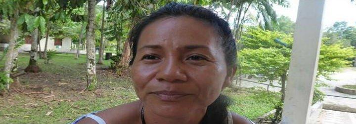 """Anitalia Pijache: """"La religión en la Amazonía genera disputas por un credo, por un Dios"""""""