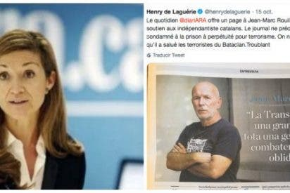 El 'Yatekomo News' pone como referente del separatismo a un terrorista que alabó la masacre del Bataclán