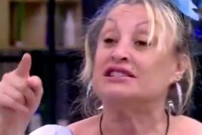 """Aramis Fuster pierde los papeles en 'GH VIP': """"¡Que te calles, diablo de los cojones!"""""""