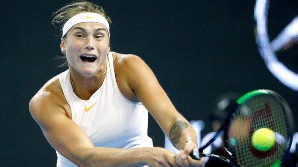 El detestable gesto de una tenista para humillar a un alcanzapelota