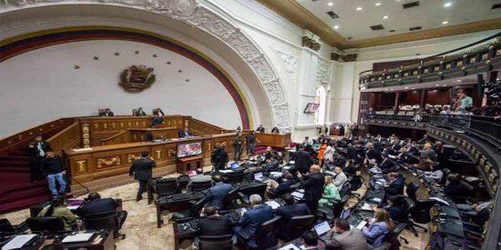 La Venezuela chavista, líder en el ranking mundial de abusos contra parlamentarios