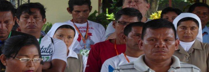 Los indígenas peruanos piden la palabra en las preparativas del Sínodo de la Amazonía