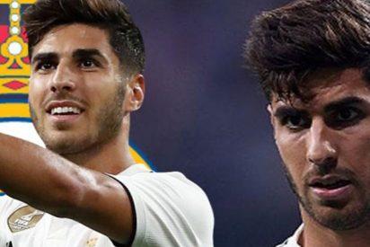"""¿Sabías que el Real Madrid se ríe de los """"chistes"""" sobre Asensio?"""