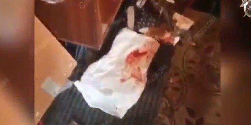 Detienen a un hombre ruso y una niña de 12 años por asesinato y canibalismo