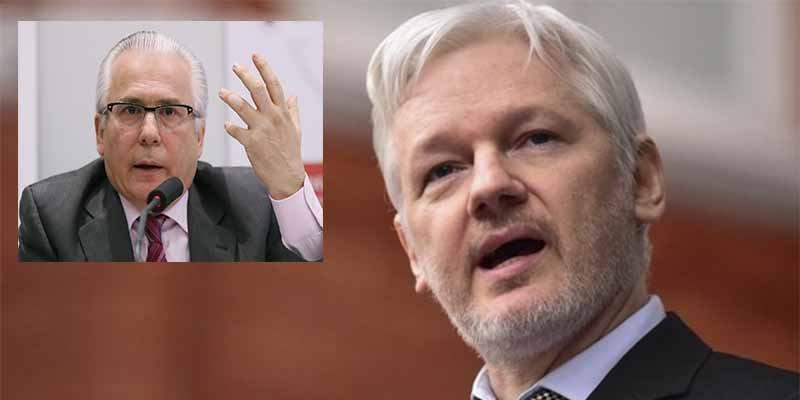 'Wikileaks': Garzón demanda al Gobierno de Ecuador por llamar 'guarro' a su cliente Assange