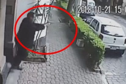 Aí fue el terrible ataque a un guardaespaldas en la casa de un cardenal mexicano