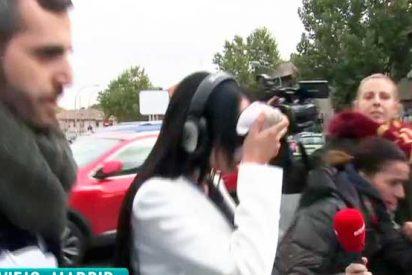 Aurah (GH VIP) sale llorando del juzgado después de que Jesé pida la custodia de su hijo
