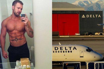 Una estrella porno tiene sexo con un tripulante en pleno vuelo