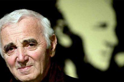 Muere el gran Charles Aznavour a los 94 años