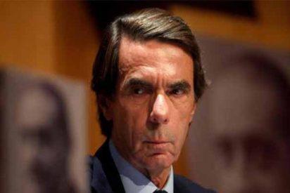 """Jose María Aznar: """"En España está pasando exactamente lo mismo que pasó en 1934"""""""