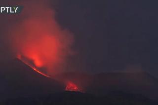 """Avisan de que un """"colapso catastrófico"""" del Etna podría provocar un tsunami devastador en Europa"""
